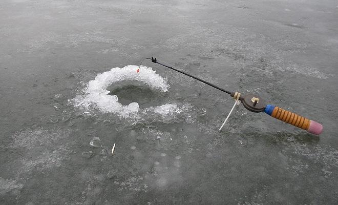 Пассивная ловля на мормышку зимой