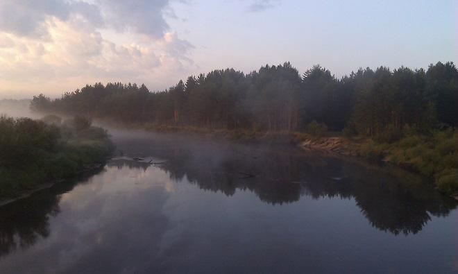 Река Пра