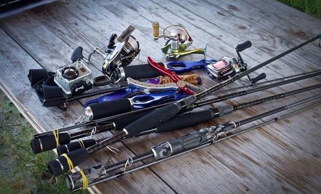 Прокат рыболовного оборудования