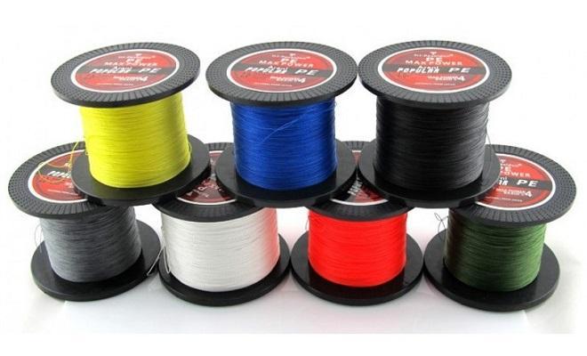 Разноцветная плетенка