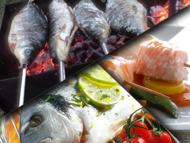Маринад рыбы для шашлыка